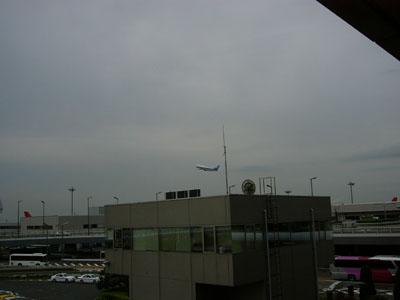 P1040205羽田