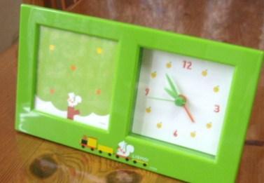 31日時計