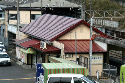 流山駅です