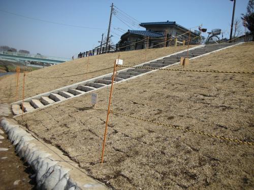 新柳瀬川改修工事