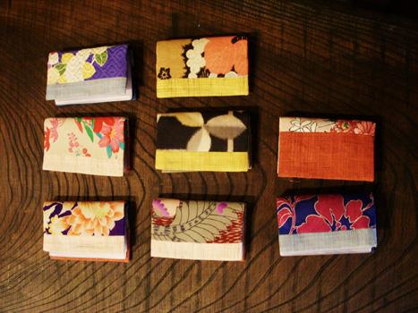 古布カードケース01