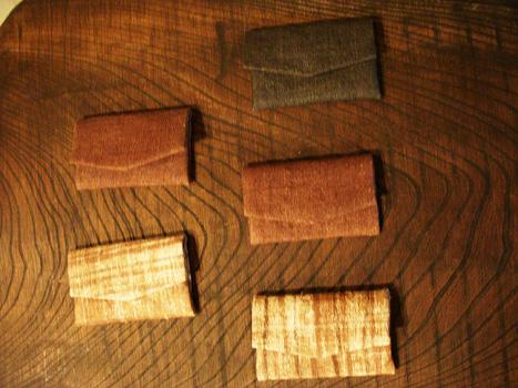 染司カードケース