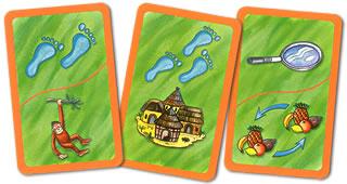 ジャングルマーケット:アクションカード