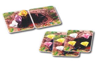 ドラゴン川:洞窟カード