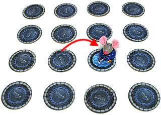ふくろのネズミ:ポリスの移動
