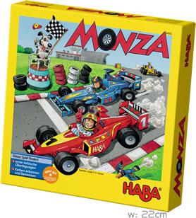 モンツァ・カーレース:箱
