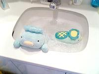 かっぱのお風呂