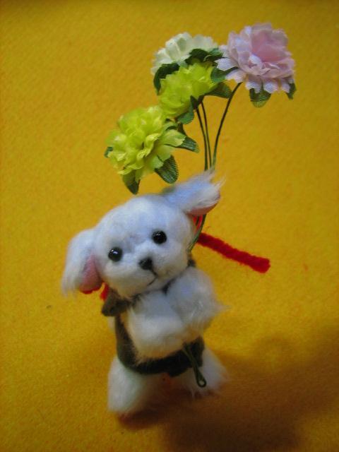 花持つサニー
