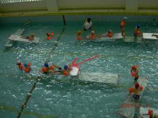 2回目のプール見学①