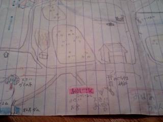 ゆうかちゃんの地図2