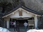 戸隠神社奥社神殿