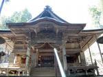 戸隠神社宝光社神殿