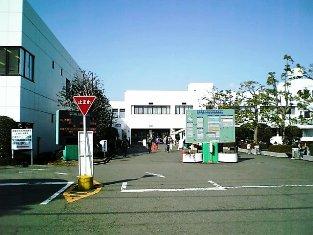 二俣川運転試験場のカレーライス001