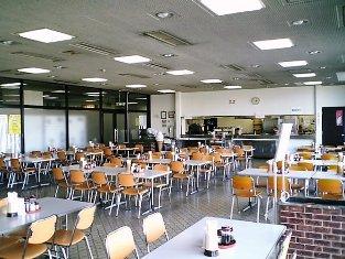 二俣川運転試験場のカレーライス003
