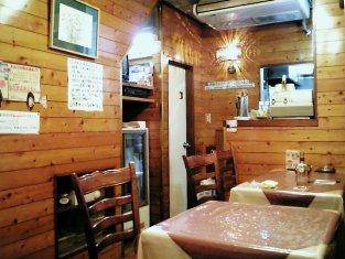 洋食キムラ花咲町店ハーフ&ハーフ(カレー・ハッシュ)004