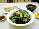 鶴廣でパイコウ飯と餃子007