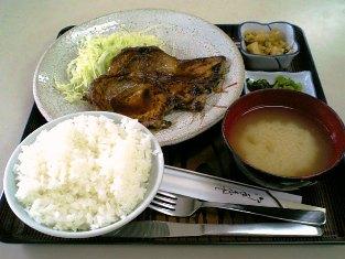セントラルグリル 生姜焼定食006