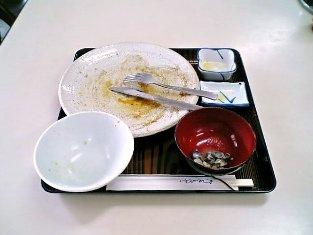 セントラルグリル 生姜焼定食007