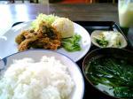 山田ホームレストラン本日の定食Aカキフライ008