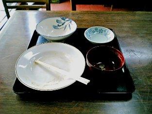 山田ホームレストラン本日の定食C山カケ004