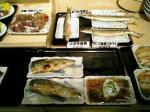 上野昭和通り食堂カレイから揚げおろし005