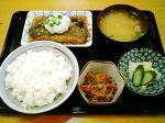 上野昭和通り食堂カレイから揚げおろし021