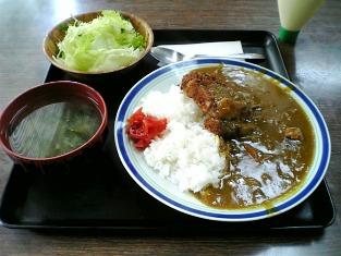 山田ホームレストランカツカレー003