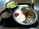 山田ホームレストランカツカレー005