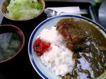 山田ホームレストランカツカレー007