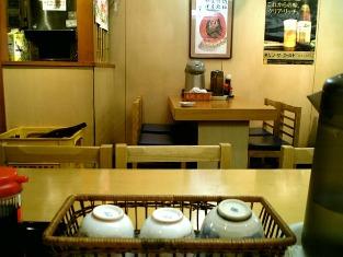 上野昭和通り食堂オムライス001