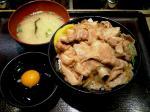 伝説のすた丼屋ミニすた丼009