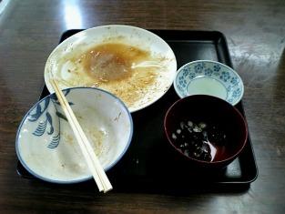 山田ホームレストラン本日の定食C豚焼肉003