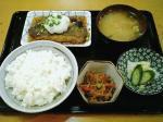 上野昭和通り食堂カレイから揚げおろし010