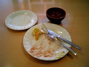 コトブキ ベーコンエッグ+魚フライ004