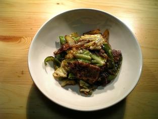 CookDo回鍋肉で豚 ばら回鍋肉001