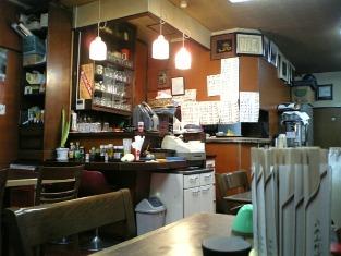 山田ホームレストラン本日の定食Cのウィンナー002