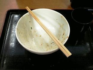 JR高田馬場駅 ちゃぶせん 馬場丼004