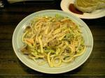 龍味 ヤキソバとギョウザ004