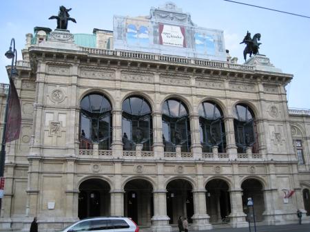 有名なオペラ座