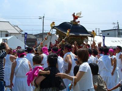 祇園祭り②
