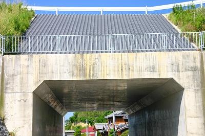 津井トンネル①