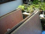 掃除・炭シート貼り3