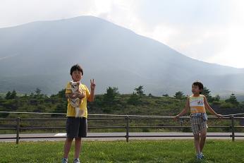 20060804浅間山