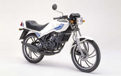 ヤマハ RZ50