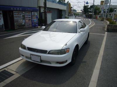 トヨタ マークⅡ