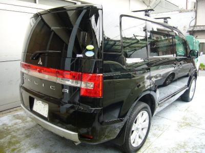 三菱 デリカ D5 Gナビパッケージ4WD