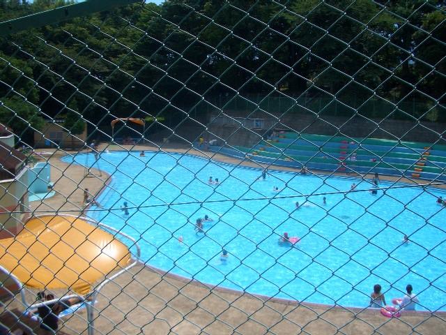 保土ヶ谷公園プール3