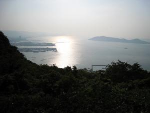 屋島水族館展望