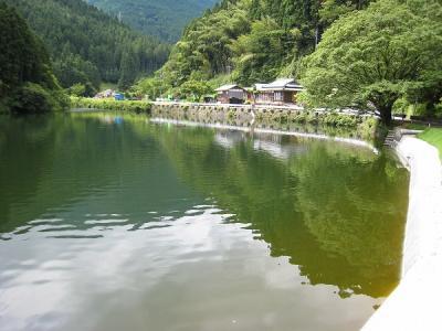 金砂湖小ワンド1