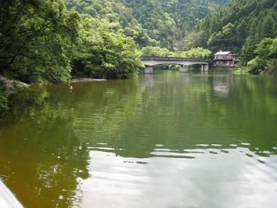 金砂湖小ワンド2